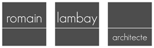 Logo lamby-romain-architecte